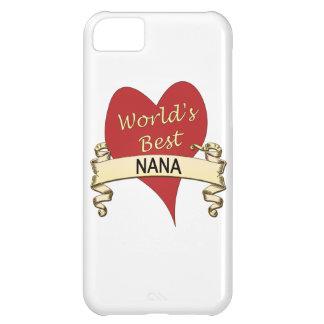 World's Best Nana iPhone 5C Covers