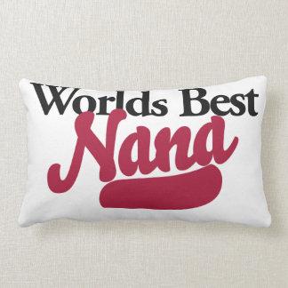 Worlds Best Nana Lumbar Pillow