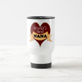 World's Best Nana Mugs