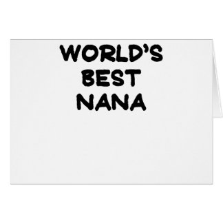 World's Best Nana.png Card