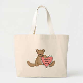 World's Best Nana totebag Tote Bag