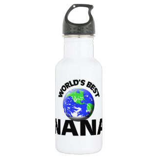 World's Best Nana Water Bottle