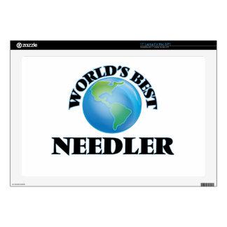 World's Best Needler Skin For Laptop