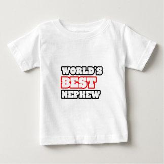 World's Best Nephew Shirt