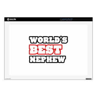 World's Best Nephew Skins For Laptops