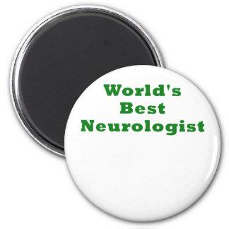 Worlds Best Neurologist Magnet