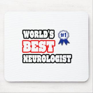 World's Best Neurologist Mouse Pad
