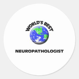World's Best Neuropathologist Stickers
