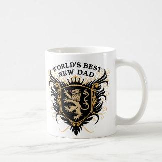 World's Best New Dad Coffee Mugs