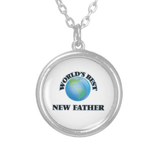 World's Best New Father Necklaces