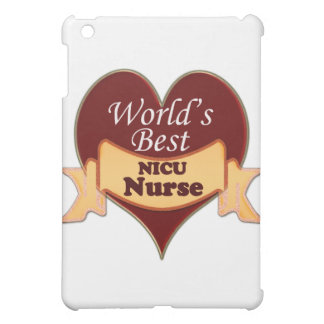 World's Best NICU Nurse iPad Mini Cover
