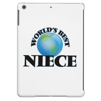 World's Best Niece Case For iPad Air