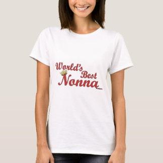 World's Best Nonna T-Shirt