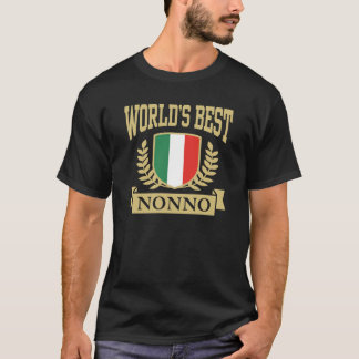 World's Best Nonno T-Shirt