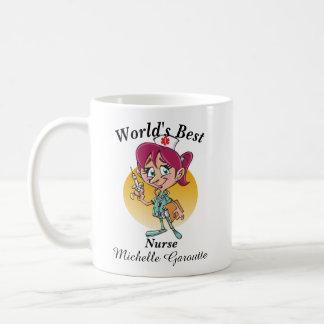 World's Best Nurse Coffee Mug