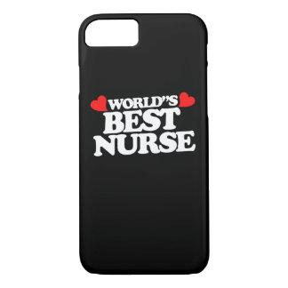 World's Best Nurse iPhone 8/7 Case