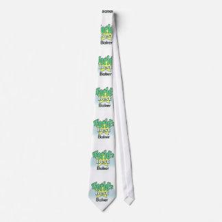World's best nurse tie