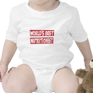 World's Best Nutritionist. Baby Bodysuit
