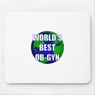 World's Best OB-GYN Mousepads
