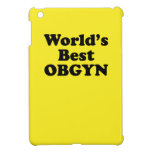 World's Best OBGYN iPad Mini Case