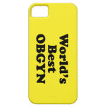 World's Best OBGYN iPhone 5 Cases