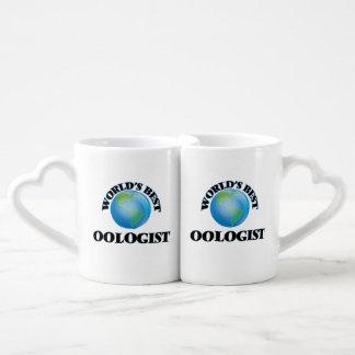 World's Best Oologist Coffee Mug Set