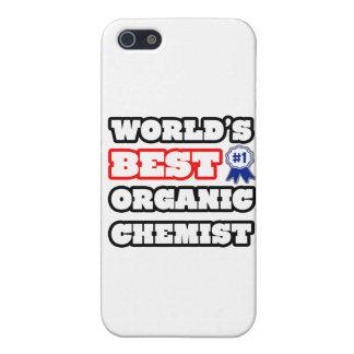 World's Best Organic Chemist iPhone 5 Cases