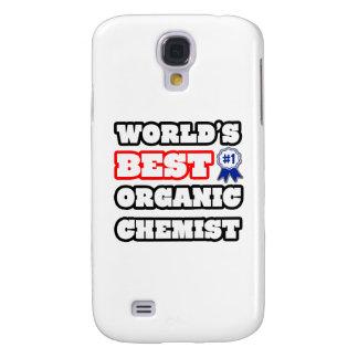 World's Best Organic Chemist Samsung Galaxy S4 Case
