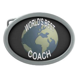 World's Best  ****** Oval Belt Buckle