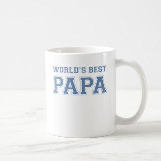Worlds Best Papa Coffee Mug