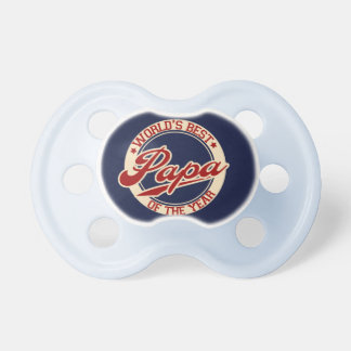 World's Best Papa Pacifiers