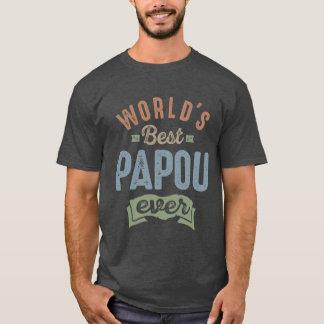 World's Best Papou T-Shirt