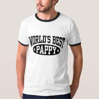 World's Best Pappy Tee Shirt