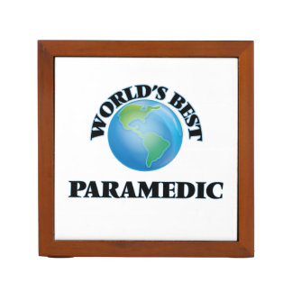 World's Best Paramedic Desk Organizers