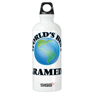 World's Best Paramedic SIGG Traveler 0.6L Water Bottle