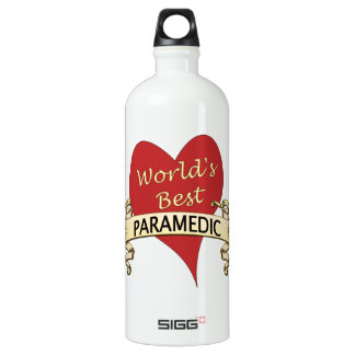 World's Best Paramedic SIGG Traveler 1.0L Water Bottle
