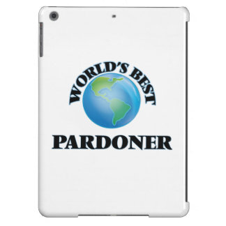 World's Best Pardoner iPad Air Covers