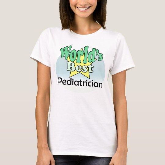 World's best Pediatrician T-Shirt
