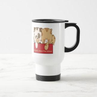 World's Best Pet Sitter Travel Mug