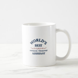 World's best Physical Therapist Assistant Coffee Mug