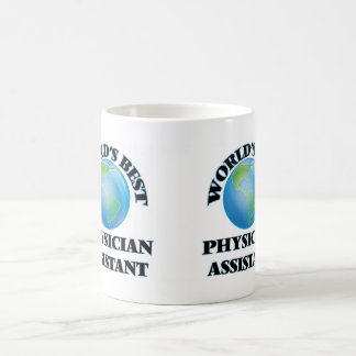 World's Best Physician Assistant Classic White Coffee Mug
