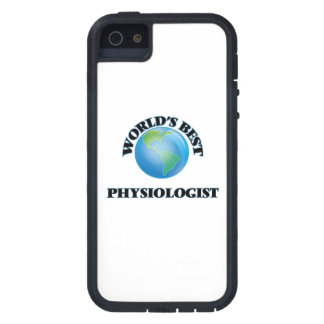 World's Best Physiologist Cover For iPhone 5