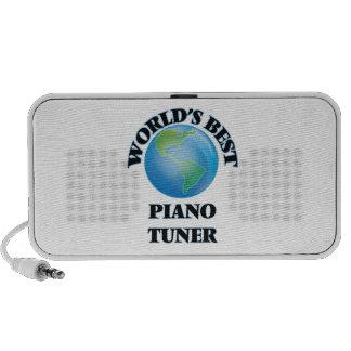 World's Best Piano Tuner iPod Speaker