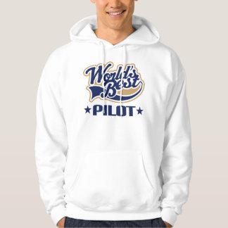 Worlds Best Pilot Hoodie
