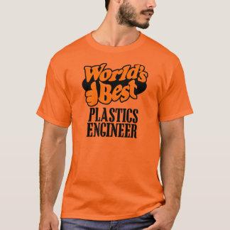 WORLD'S BEST PLASTICS ENGINEER T-Shirt