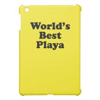 World's Best Playa Cover For The iPad Mini