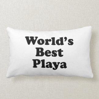 World's Best Playa Pillow
