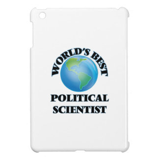 World's Best Political Scientist iPad Mini Case