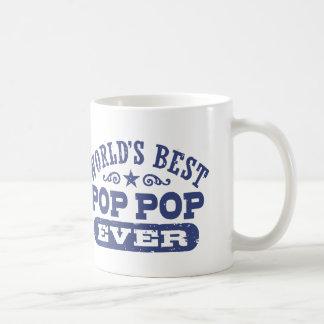 World's Best Pop Pop Ever Classic White Coffee Mug