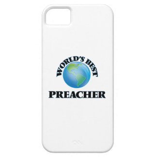 World's Best Preacher iPhone 5 Cover